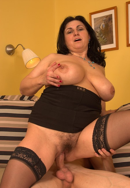 hot mama sucking and fucking